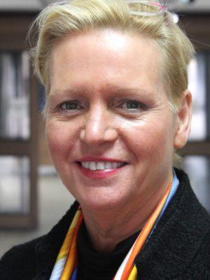 Linda Hitman – Board member