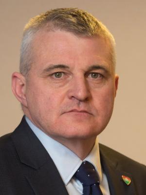 Neil Bouch - Company Secretary
